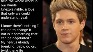 one direction love you goodbye lyrics