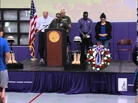 WIU's First Fallen Soldiers 5K Run/Walk