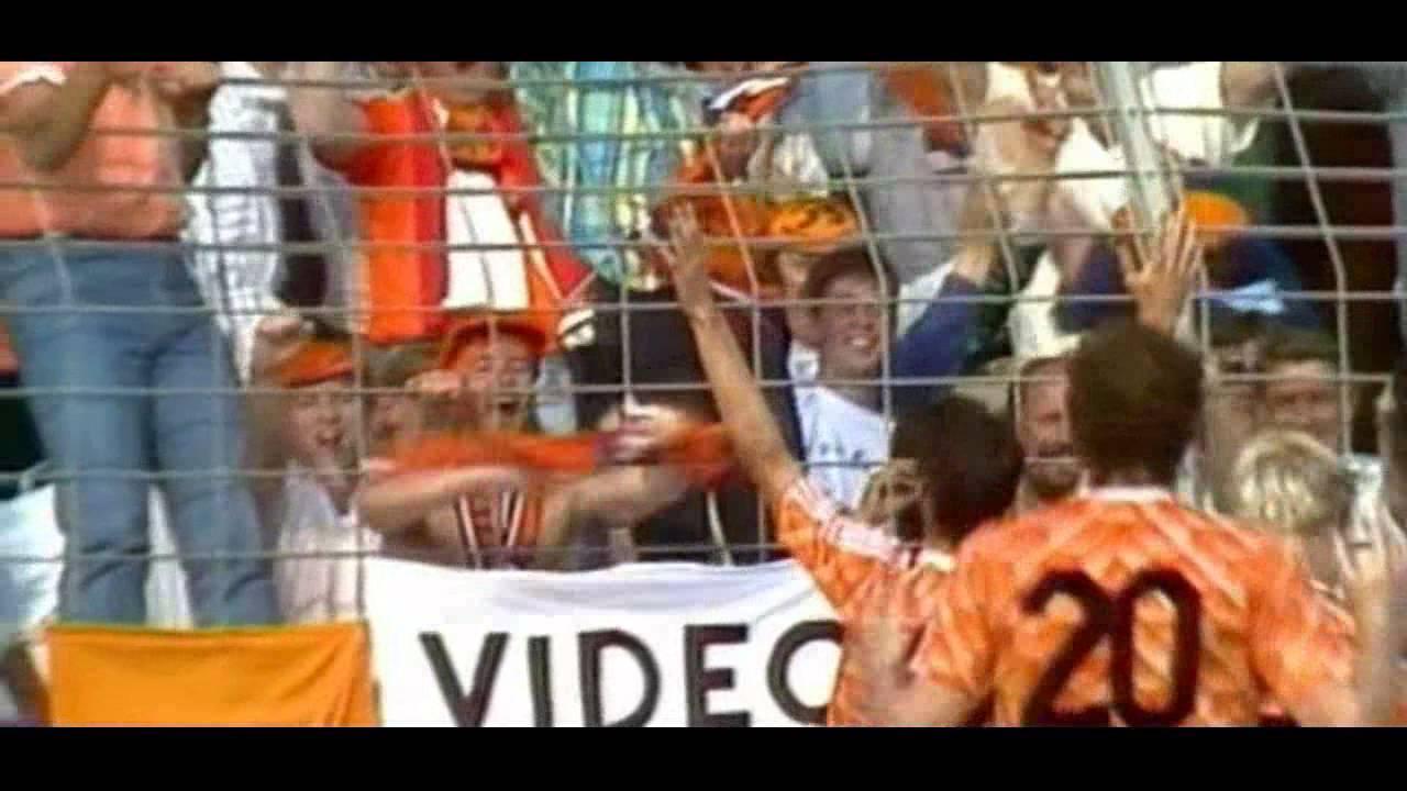 Marco Van Basten Euro 1988
