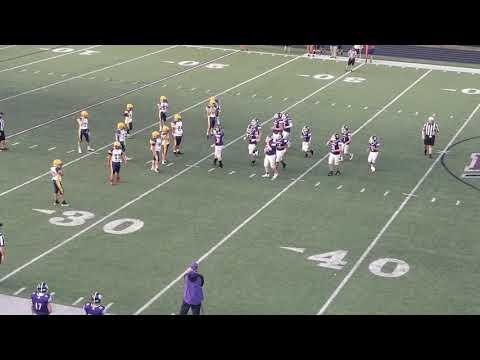 Chesapeake Middle School vs. South Point 10/1/2020 1st Quarter