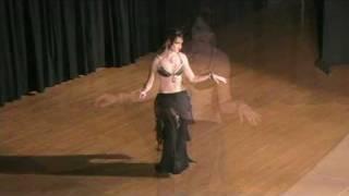 Allie dances to 4 Ton Mantis