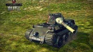 World Of Tanks Blitz aux commandes du (Nameless) Tiers 7