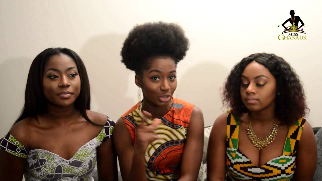 Beauty with Brains - Ghana Independence Edition