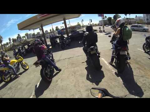St Patrick's Day Ride Phoenix, AZ 2013