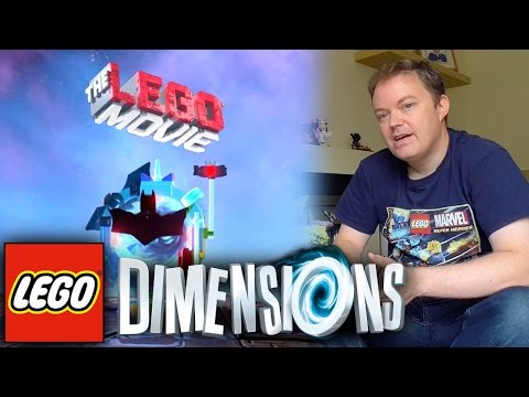 "LEGO Dimensions ""The Lego Movie"" Open World Guide #1"