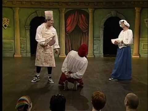 The Reduced Shakespeare Company - The Complete Works of Shakespeare (Abridged) (2002) Part 1