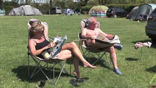 The Orchards, Isle of Wight - Camping and Touring