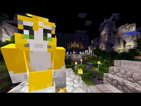 Minecraft Xbox - The Smurfs - Castle Break-in {5}