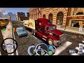 Truck Simulator USA #8 Truck Games Android IOS gameplay