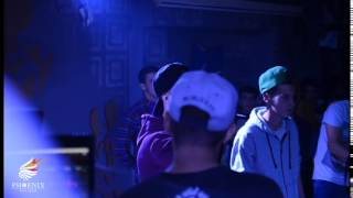 Battle MC Romania Neli &amp Shobo vs Oliniutza &amp Bizzy (All Star 2014 Pitesti)