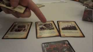 Excellent Legends of the Three Kingdoms LTK Card Game at GAMA Trade Show