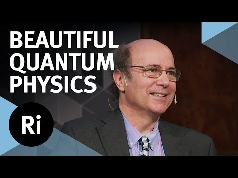 Quantum Physics and Universal Beauty - with Frank Wilczek