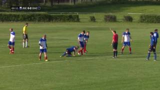 Jánossomorja - Győri DAC labdarúgó mérkőzés összefoglalója - 2016.05.15.