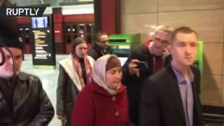 В Петербург прибыли родственники предполагаемого исполнителя теракта в метро