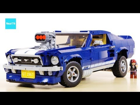 lego-creator-expert-ford-mustang-custom-10265-build-&-review