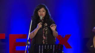 Words Of Influence: Songs, Literature, And Life | Elita Karim | TEDxSecunderabad