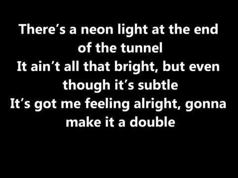 Neon Light - Blake Shelton (Lyrics)
