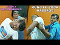 Kung Fu Yoga style Head and body massage with lots of loud cracking | Indian ASMR