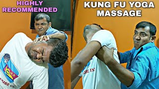 Download Kung Fu Yoga style Head and body massage with lots of loud cracking   Indian ASMR Mp3 and Videos