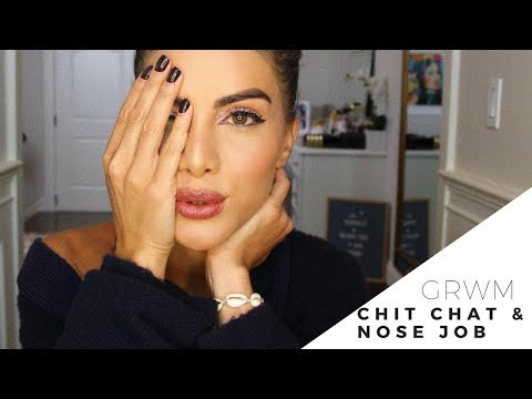 GRWM: CHIT CHAT NOSE SURGERY thumbnail