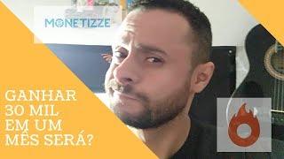 Como ganhar dinheiro na Hotmart e Monetize em 30 dias. Você acredita? Dinheiro Online será possível?
