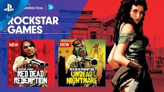 Red Dead Redemption on PlayStation Now Subscription thumbnail