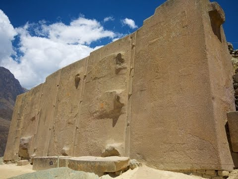 Lost Ancient High Technology And Cataclysm At Ollantaytambo Peru