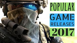 Steam Latest and Best pc games 2017-2018