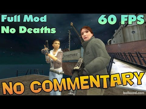 Half-Life: Epistle 3 Jam - EPISODE 3 PROOF OF CONCEPT【NO Commentary】