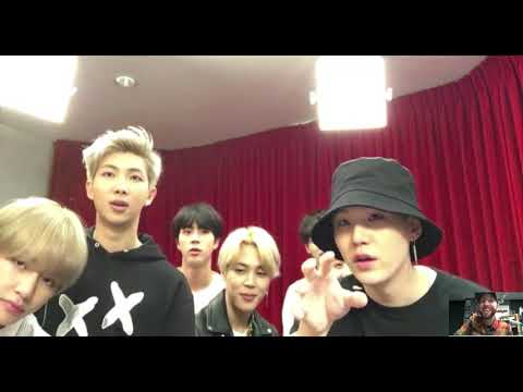 "My Interview With BTS Where They Share ""Top Secret"" Plans For 2018 (JJ Ryan on KJ103)"