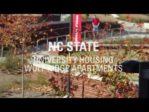NC State University Housing - Wolf Ridge : Emily