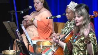 Mataji: a music for the Sacred Mothers | Quatro Cântaros | TEDxSaoPaulo