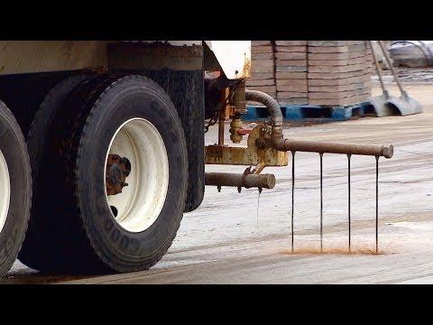 Beet brine an 'all-natural' way to de-ice roads