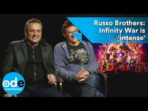 AVENGERS: Russo Brothers call Infinity War an 'intense experience'