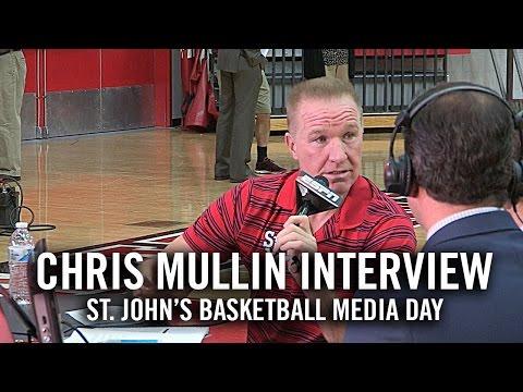Chris Mullin Interview: St. John