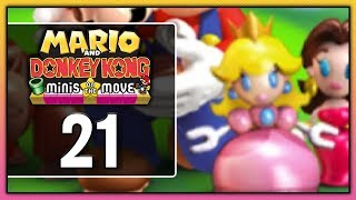 Mario and Donkey Kong: Minis on the Move - Episode 21 thumbnail