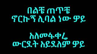 Abdu Kiar - ABD ኤቢዲ (Amharic With Lyrics)