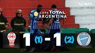 Copa Argentina: Godoy Cruz eliminó a Huracán por penales