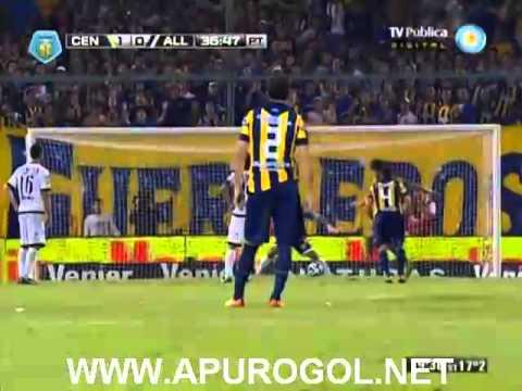 Rosario Central Vs All Boys (2-0) Torneo Final 2014 Fecha 9