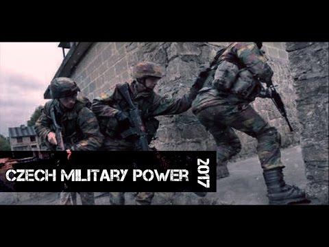 Czech Military Power 2017