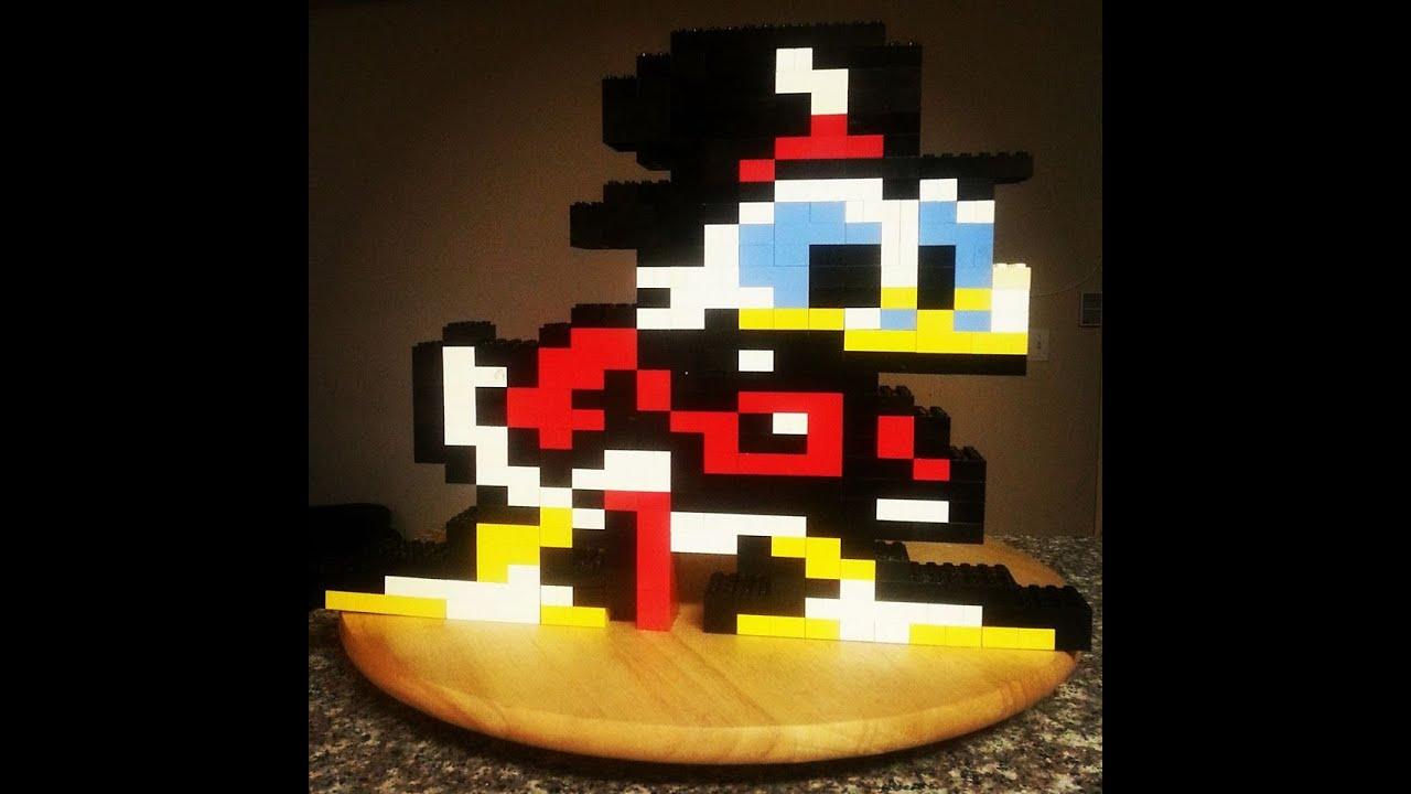 LEGO SCROOGE MCDUCK DUCKTALES