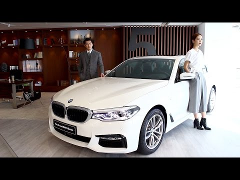 BMW 코리아 뉴 5 시리즈를 출시 (BMW Korea launches the new 5 Series / Korean)
