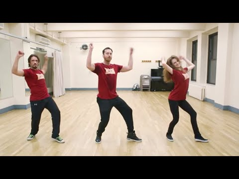 "Learn the Moves to ""Will Power"" from SOMETHING ROTTEN!"