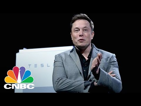 Elon Musk: Pleased ISS Likes Tesla-SolarCity Deal | CNBC