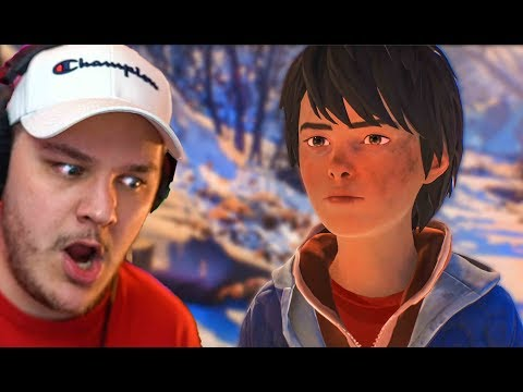 TRIED USING MY POWERS BUT GOT IN TROUBLE INSTEAD... | Life Is Strange 2 #4 thumbnail