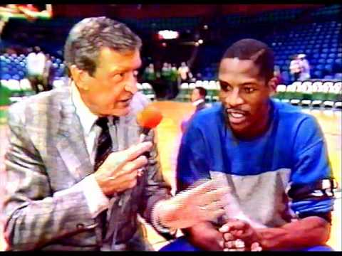 Chick Hearn W Wes Matthews Sr Youtube