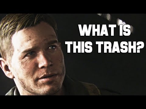 Why Call of Duty WW2 STILL SUCKS! (AND WHY THE CALL OF DUTY FRANCHISE WILL ALWAYS SUCK)