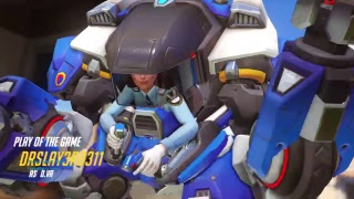 Widowed | Master Rank | Overwatch Competitive Ps4 Stream