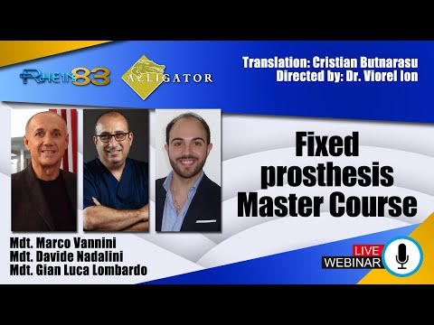 Fixed prosthesis Master