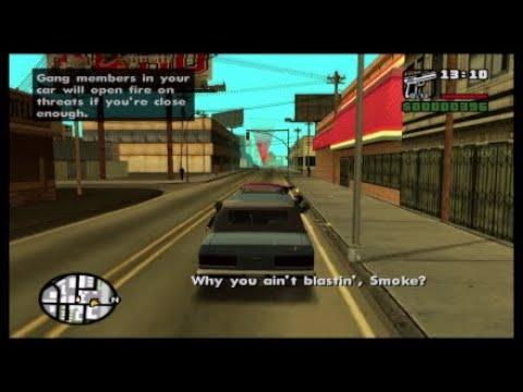 Drive Thru | GTA San Andreas Part 5
